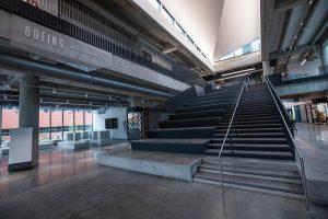 main floor of the Student Innovation Center