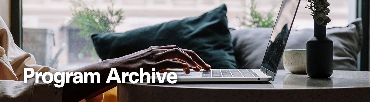 Program Archive